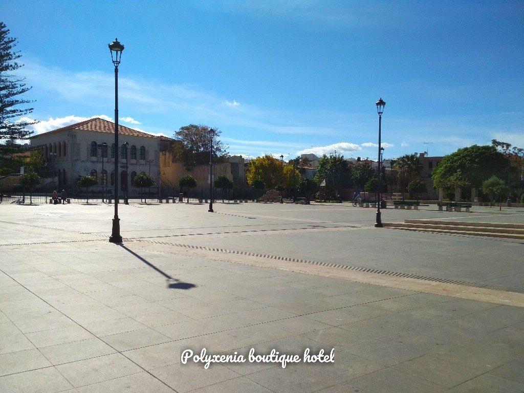 It's always sunny in Rethymno
